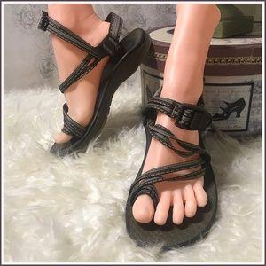 Chacos Womens X2 Sport Sandals Shoes sz 8 W